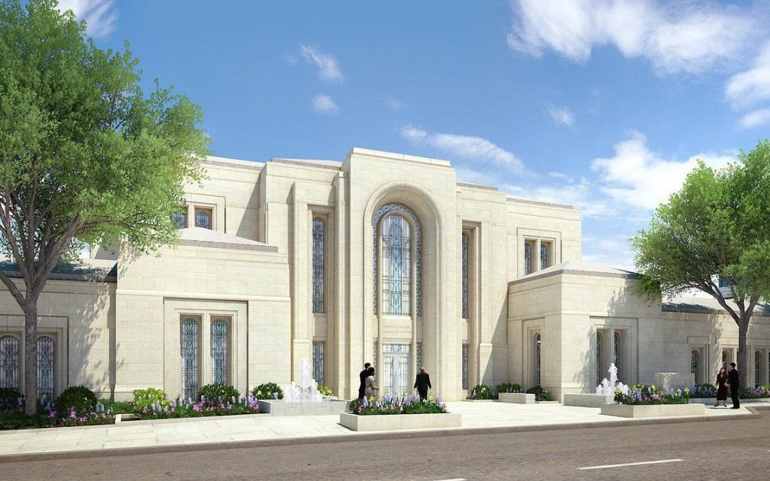 Temple mormon du Chesnay